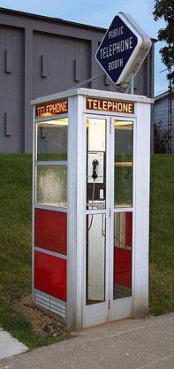ClassicTelephoneBooth